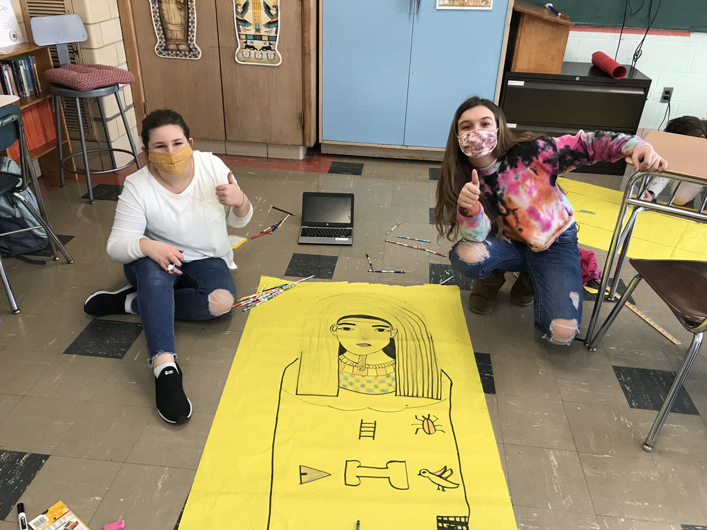Ancient Egypt Unit Project